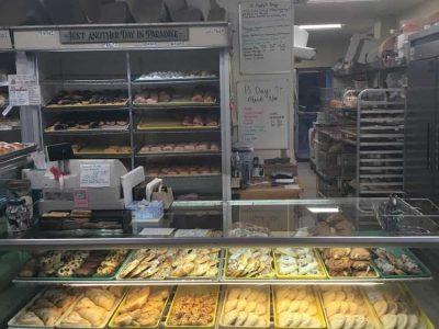 Bakery Shelves