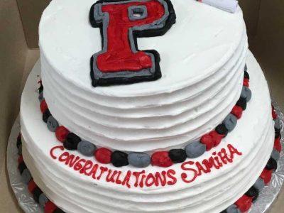 Graduation Deploma Cake