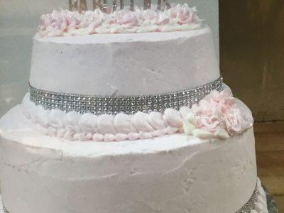 Seventy Birthday Cake
